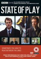 State Of Play - Series 1 (DVD, 2005, 2-Disc Set)