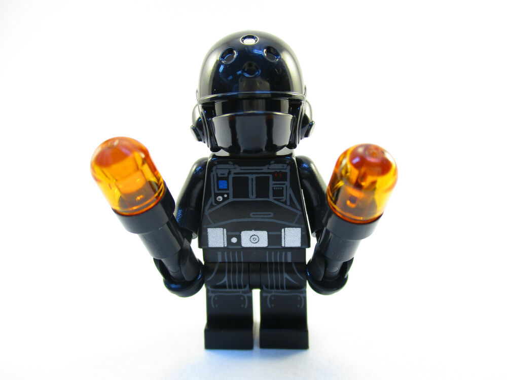lego star wars rogue one imperial ground crew minifigure. Black Bedroom Furniture Sets. Home Design Ideas