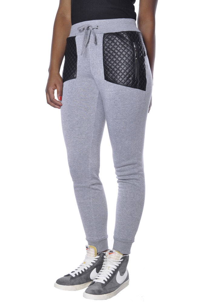 Creative Volcom Cozy Jogging Pants Women Grey Vintage Buy At Skatedeluxe