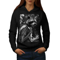 Racoon Summer Chill Happy Relax Women Hoodie S-2XL NEW | Wellcoda