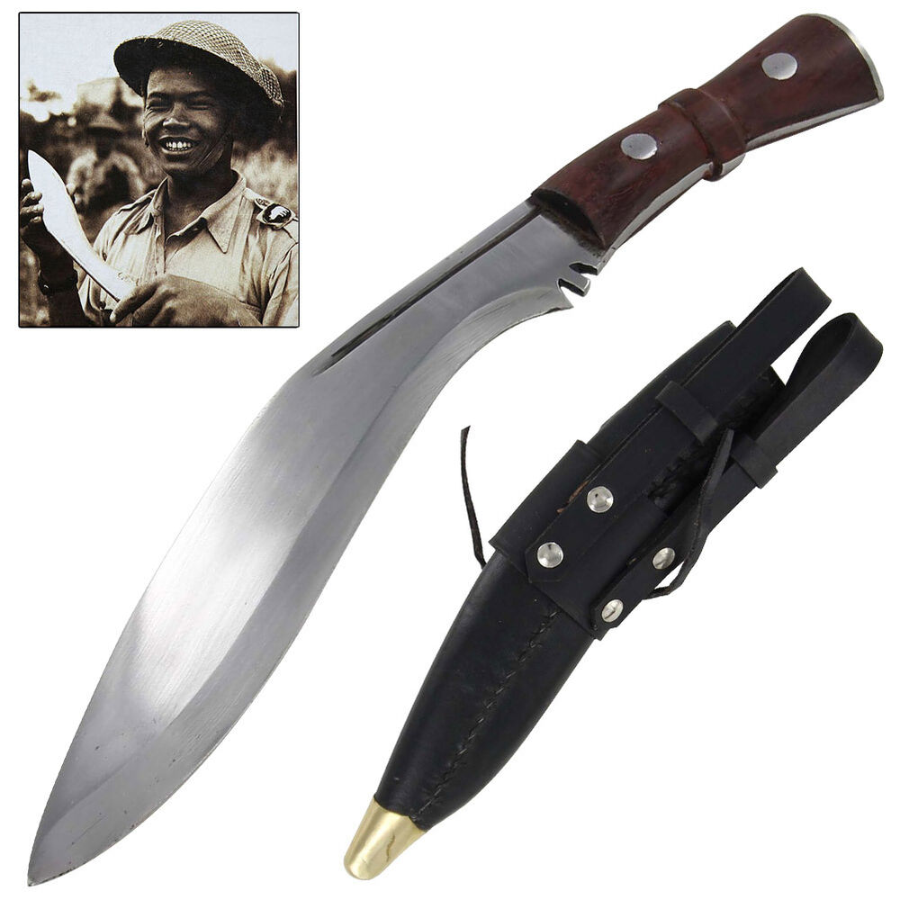 Kukri Pride Of A Nation Utility Full Tang Hunting Outdoor