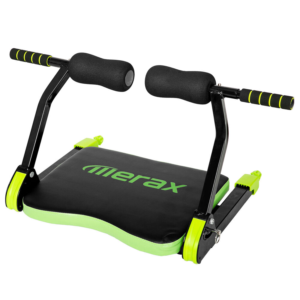 Home Gym Kit Out: Merax® Total Body Exercise Machine Ab Workout Fitness
