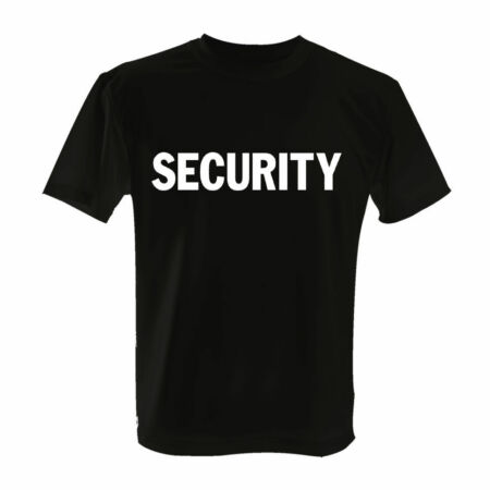 img-Mens Military Outdoor Security 100% Cotton Black T-shirt Tshirt