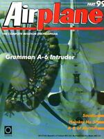 AIRPLANE Aviation Encyclopedia Part 99 Grumman A-6 Intruder,Heinkel He 51