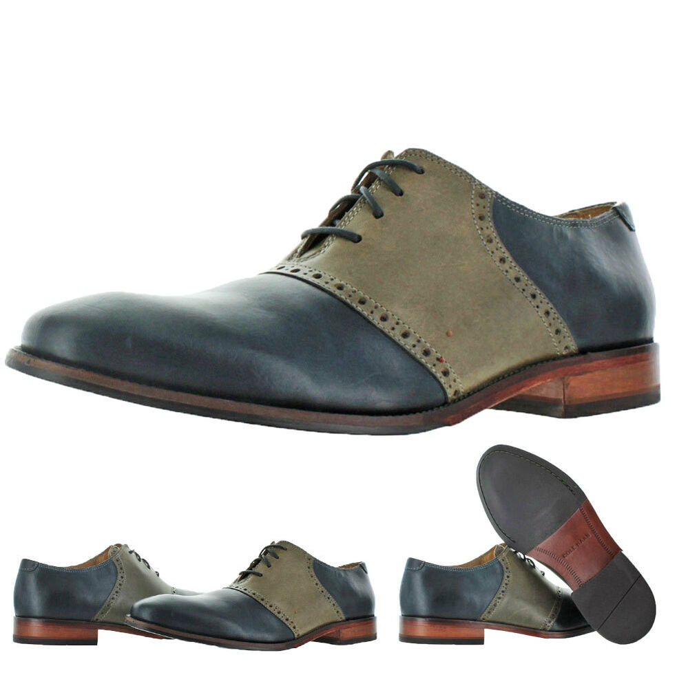 cole haan williams ii s saddle oxford dress shoes