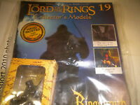 Lord of the Rings Figures - Issue 19 - Ringwraith Attack at Bree - Eaglemoss
