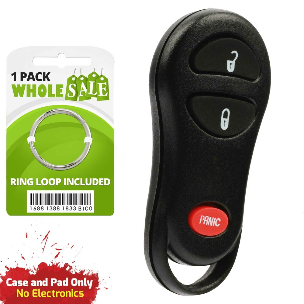 Replacement For 2004 2005 Dodge Ram 1500 2500 3500 Key Fob