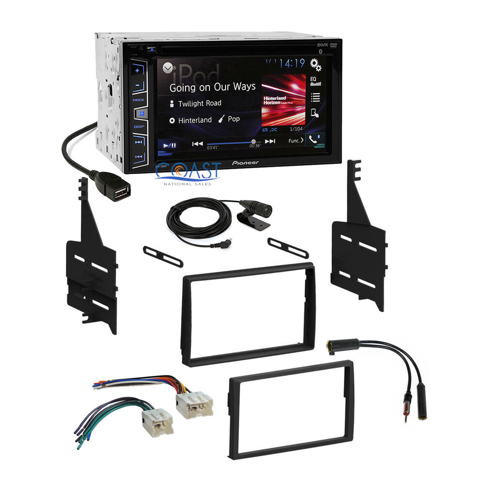 pioneer car radio stereo dash kit harness antenna for 2005. Black Bedroom Furniture Sets. Home Design Ideas