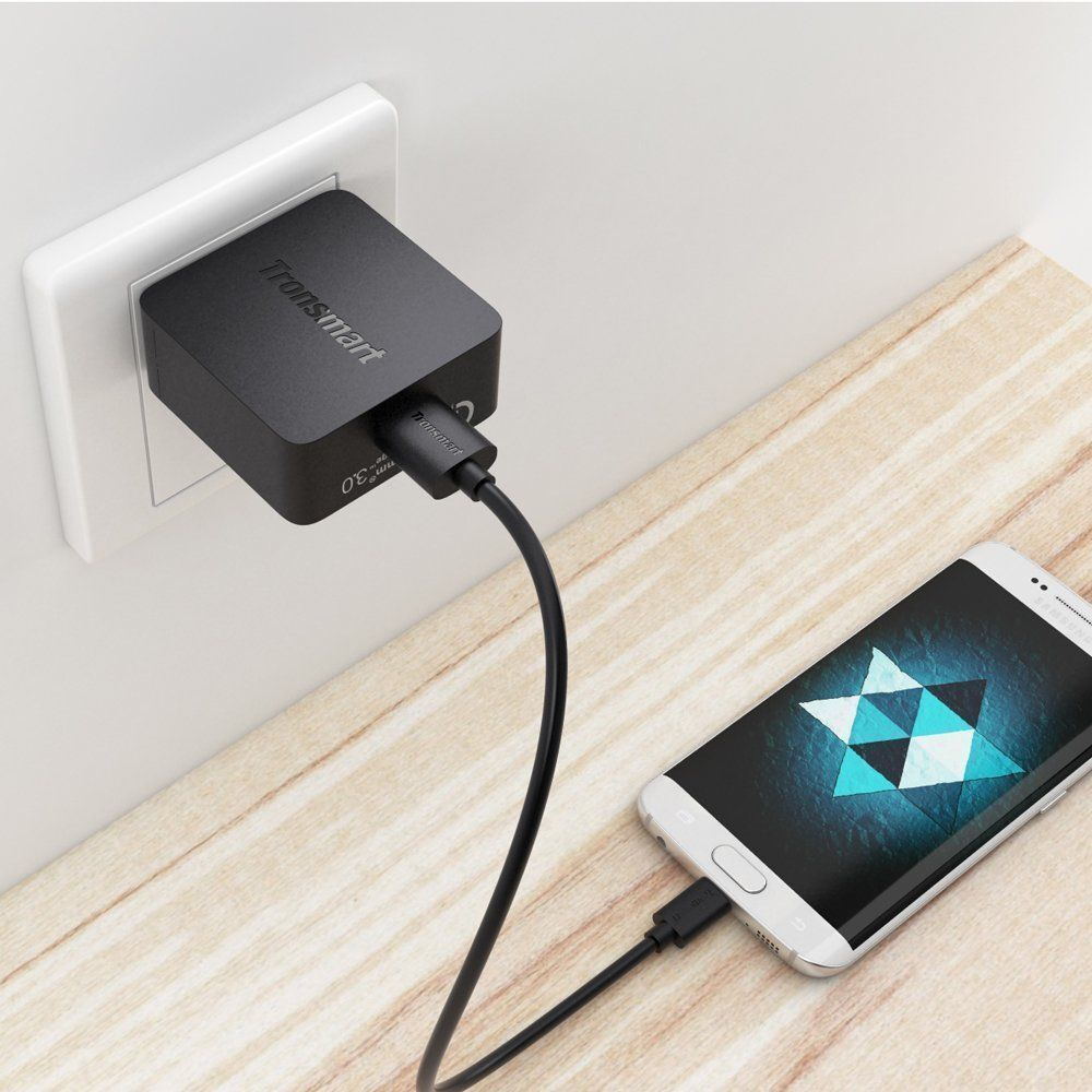 3a Quick Charge 3 0 Fast Wall Home Ac Charger For Motorola