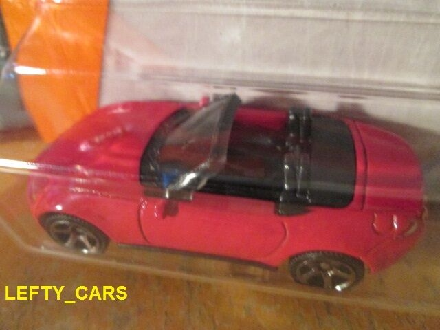 Hot Wheels Red 39 15 Mazda Mx 5 Miata Car 39 S Scale 1 64 New