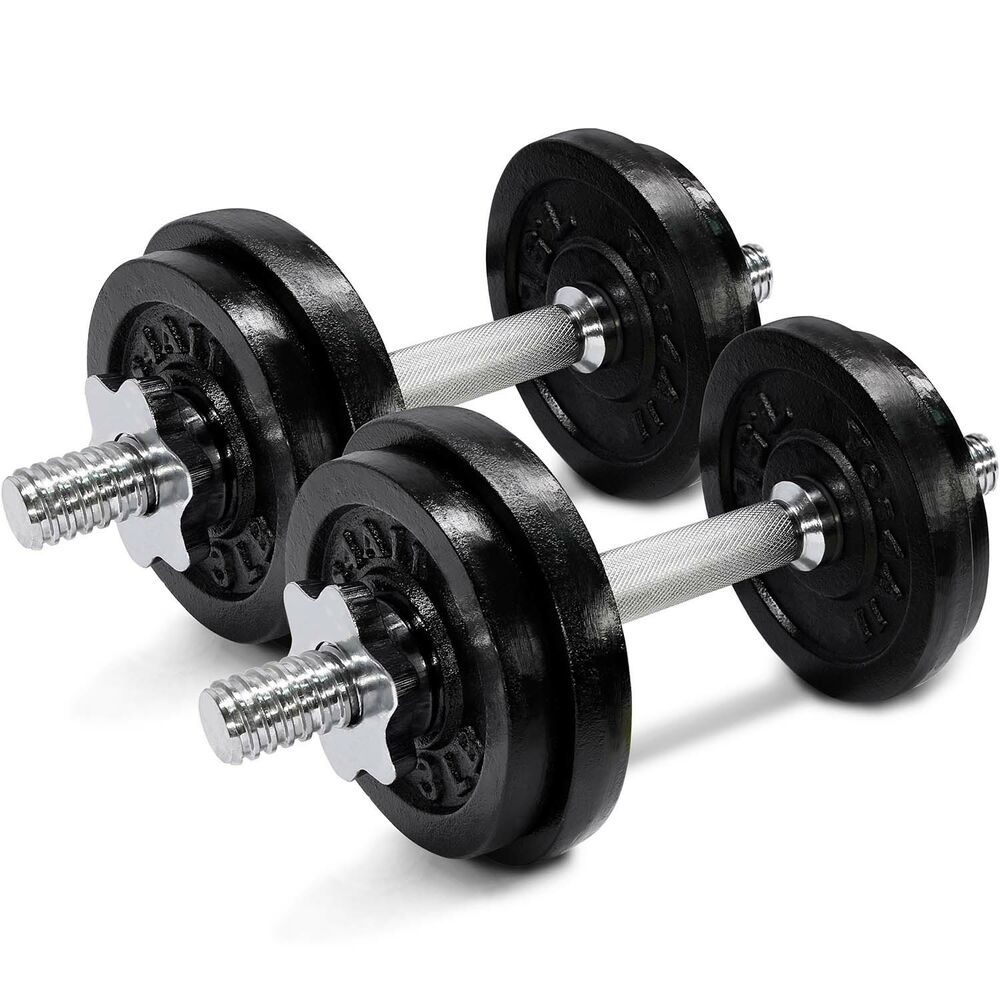 Adjustable 200 Lb Dumbbells: Yes4All Adjustable Dumbbell Set Weight Fitness Gym Cap