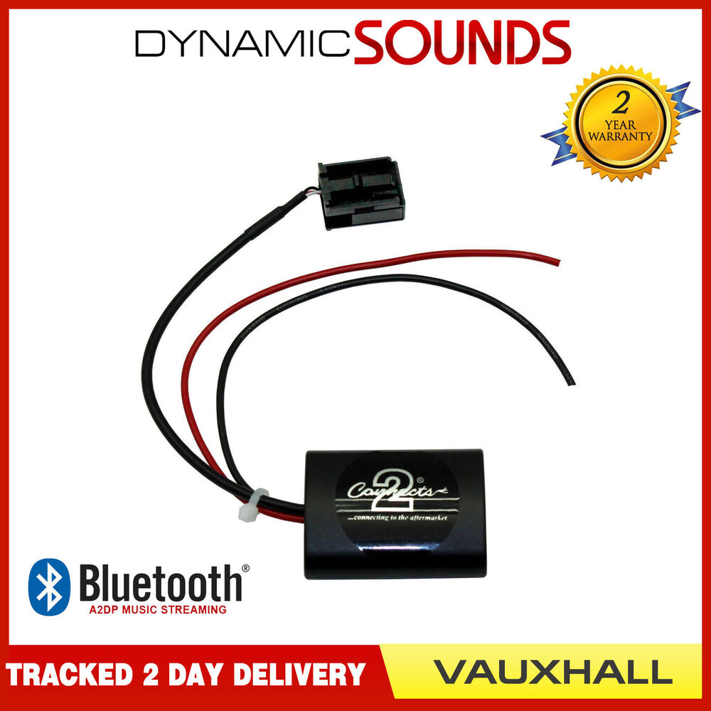 Ctavx1a2dp A2dp Bluetooth Streaming Interface For Vauxhall