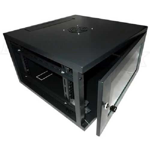 how to connect rackmount wall panel