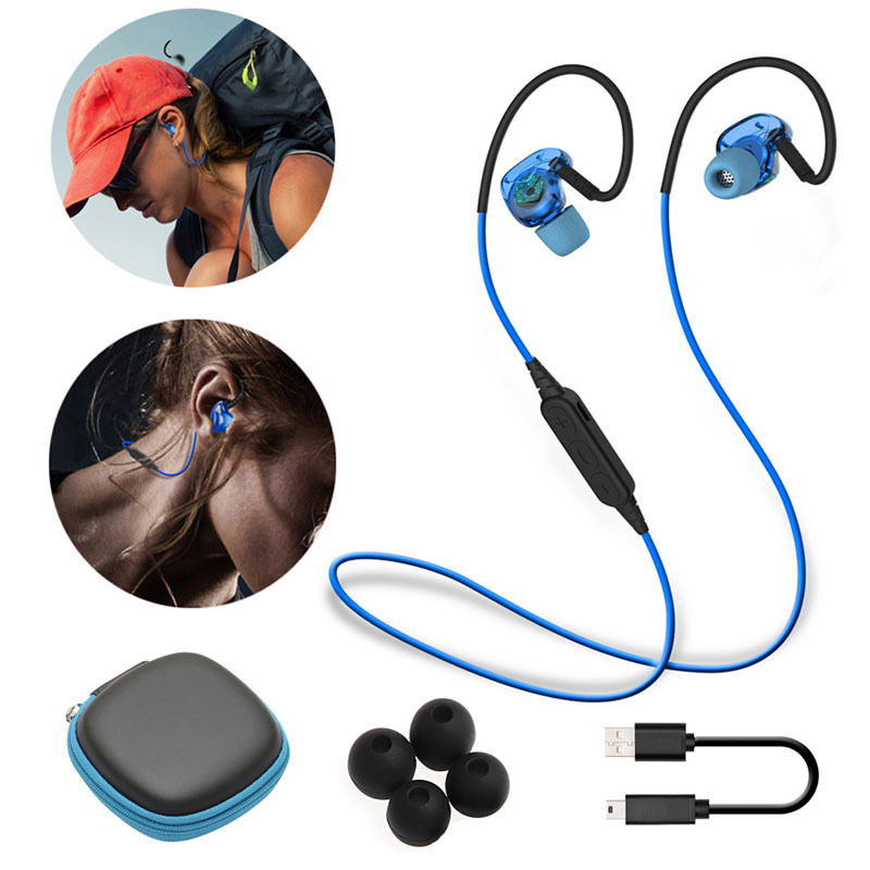 Bluetooth headphones wireless noise cancelling - waterproof bluetooth headphones noise canceling