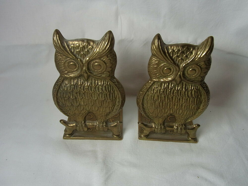 vintage dal bookends