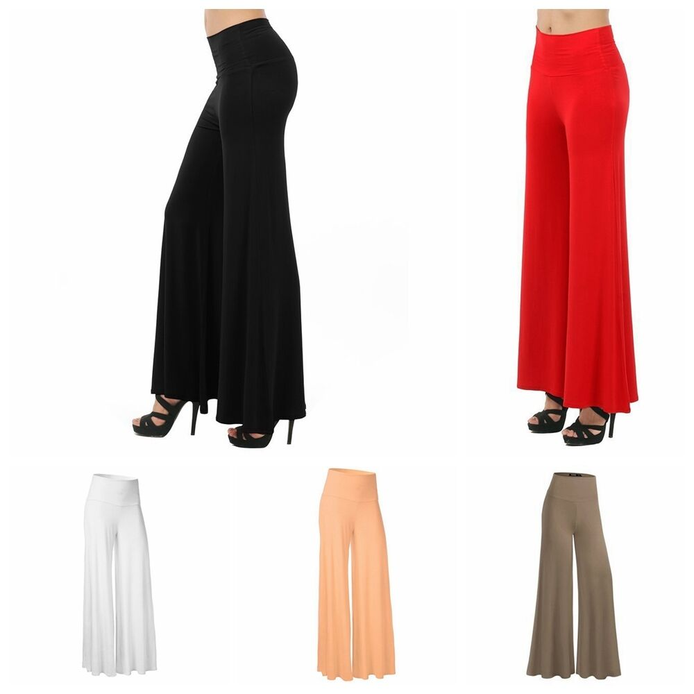 Innovative What Are Palazzo Pants? They Are Long Womens Trousers Cut With A Loose, Extremely Wide Leg That Flares Out From The Waist Palazzo Pants For Women First Became A Popular Trend In The Late 1960s And Early 1970s, I Distinctly Remember