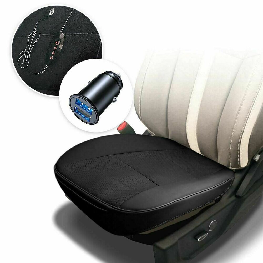 Massage Car Seat Cushion With Heat And Cool