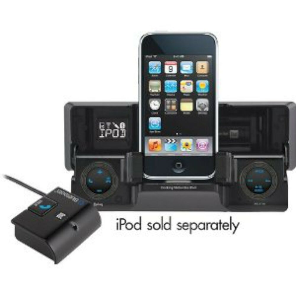 dual cp8160 car deck built in dash ipod docking station am. Black Bedroom Furniture Sets. Home Design Ideas