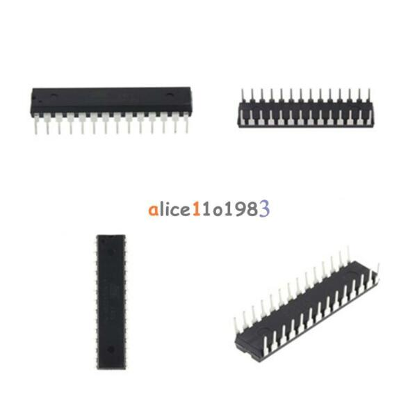 ATMEGA328P-PU DIP 28 Microcontrolle​r With ARDUINO UNO R3 Bootloader NEW