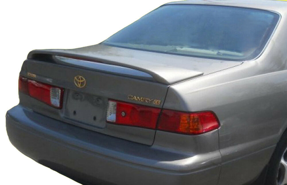 Toyota Camry Light >> PAINTED TOYOTA CAMRY FACTORY STYLE SPOILER 1997-2001   eBay