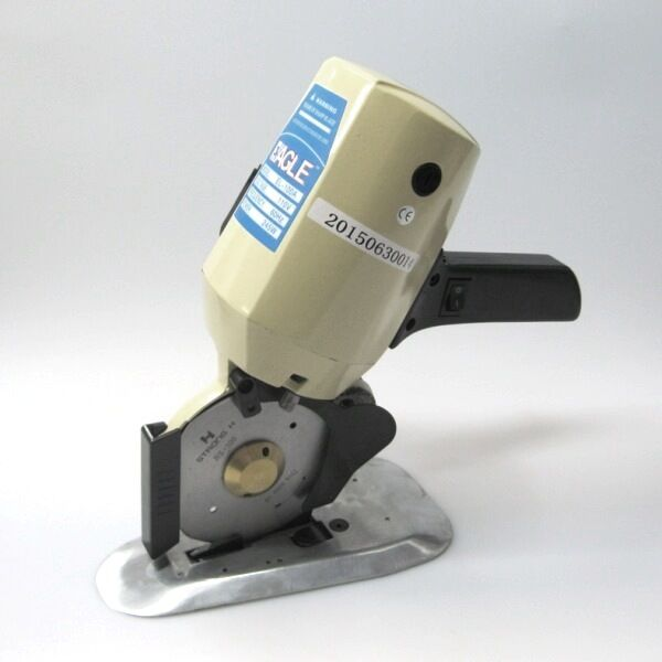 Eagle Model El 100a 4 Quot Round Knife Electric Fabric Cutting