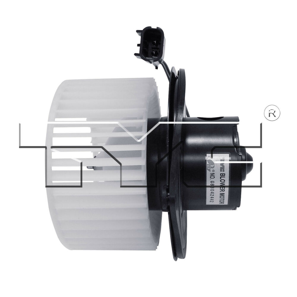 tyc 700126 new blower motor with wheel ebay. Black Bedroom Furniture Sets. Home Design Ideas