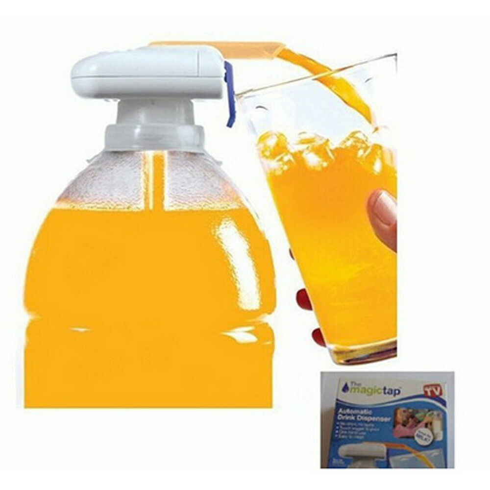 Automatic Shot Pourer ~ Magic tap electric automatic water drink beverage