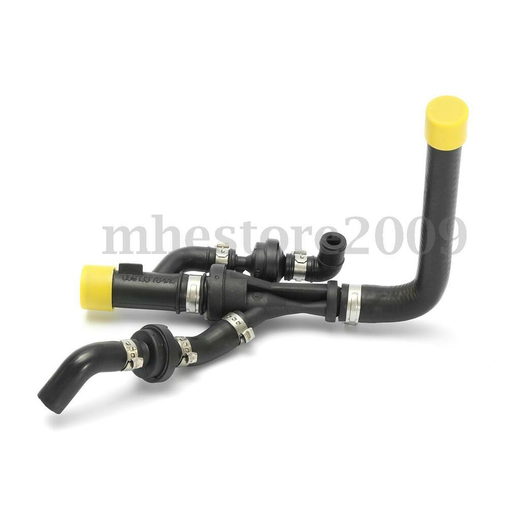 Vacuum Check Valve Breather Hose Pipe For Vw Passat B5