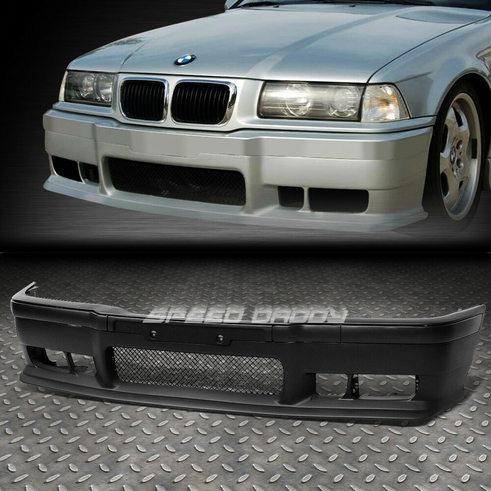 FOR 92-98 BMW E36 3SERIES 1PC M3 STYLE REPLACEMENT FRONT