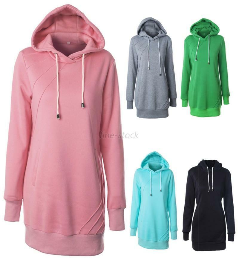 Hooded Sweaters Womens