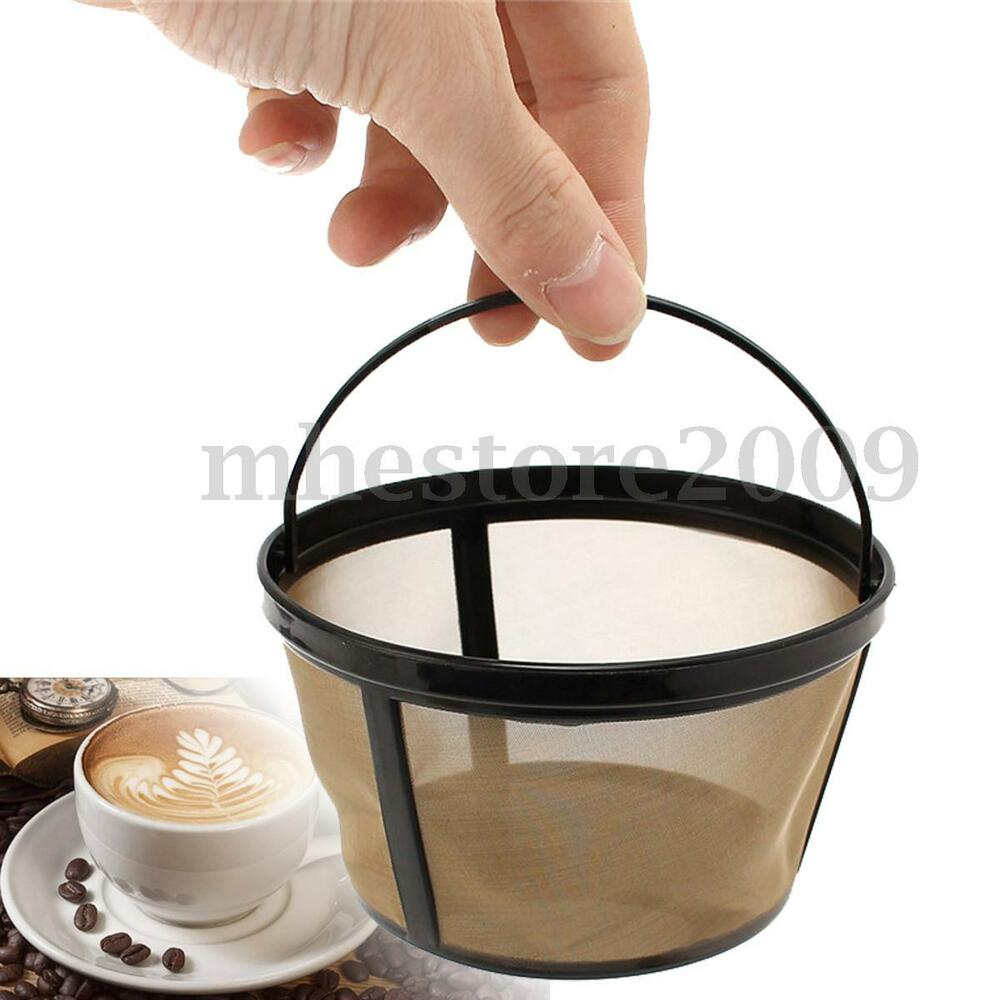 10-12 Cups Basket Permanent Coffee Filter For Mr. Coffee Cup Coffeemakers eBay