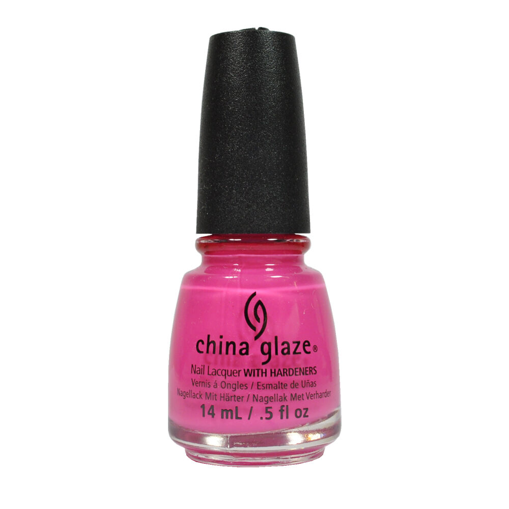 China Glaze Nail Polish Lacquer 70528 Rich & Famous 0.5oz ...