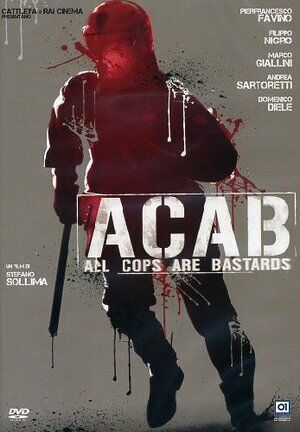 ACAB - ALL COPS ARE BASTARDS  DVD DRAMMATICO