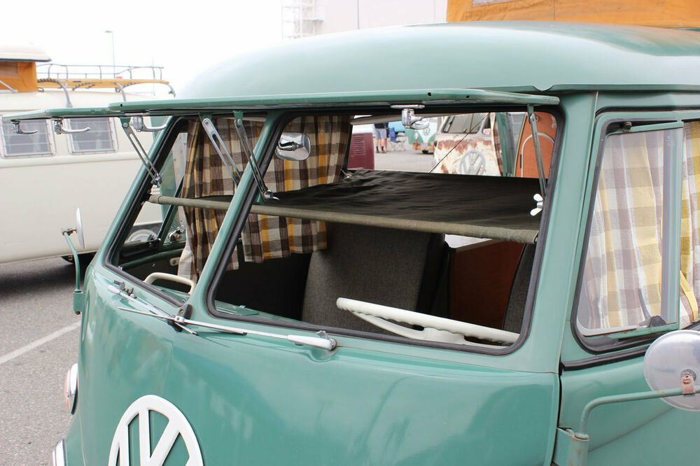 vw type  bus   german safari window seals molded corners kombi microbus ebay