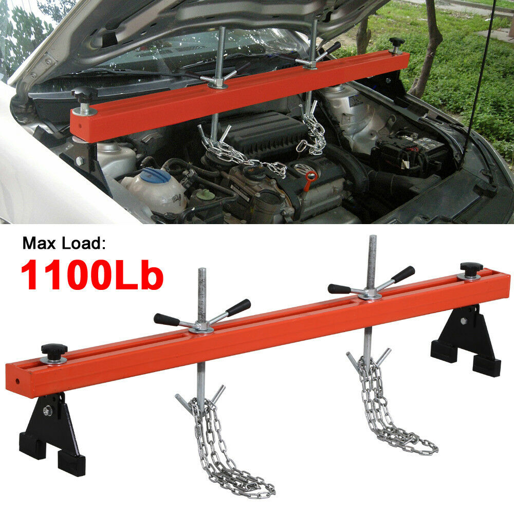 engine load leveler 1100lbs capacity support bar