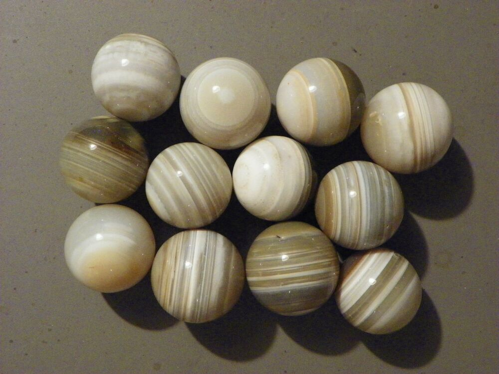Marble Banded Bullseye Bulls Eye Natural Gemstone 1 Of 1 1
