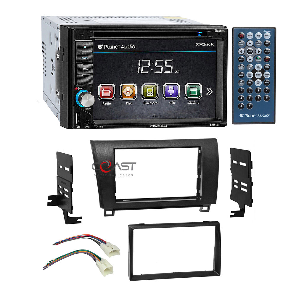 planet audio car radio stereo dash kit harness for 07 13. Black Bedroom Furniture Sets. Home Design Ideas