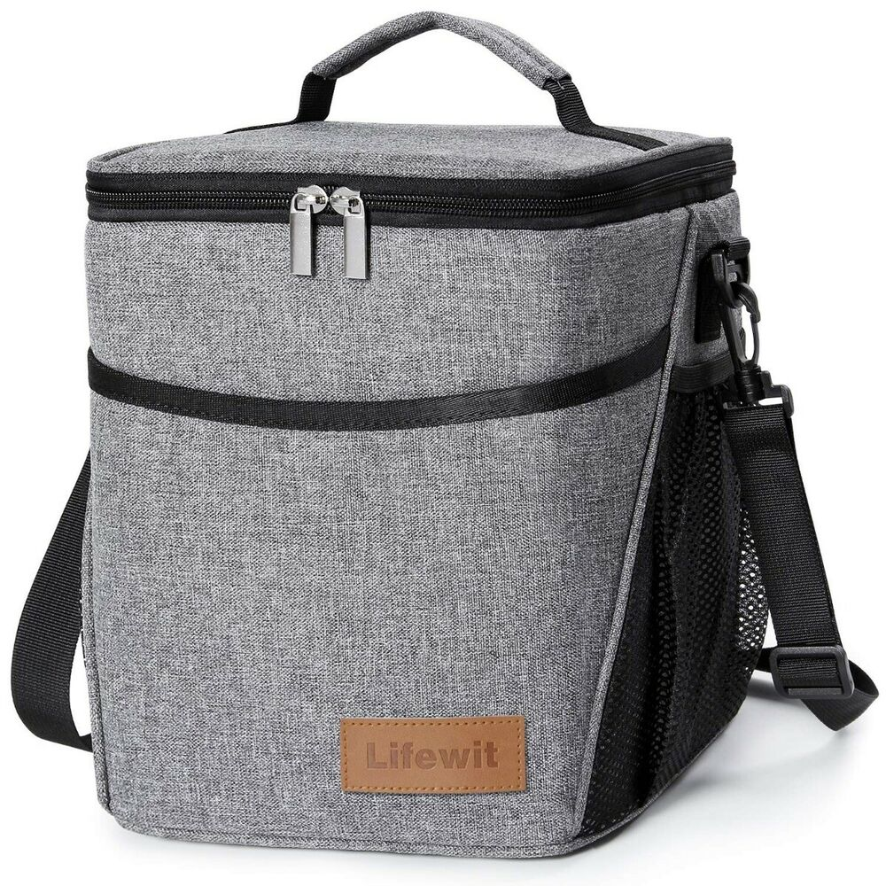 Lifewit Lunch Bag Waterproof Thermal Cooler Insulated