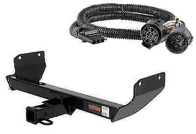 Curt Class 3 Trailer Hitch & Wiring for Jeep Grand ...