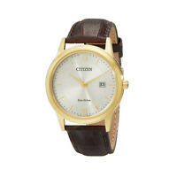 Citizen Mens Analog Business Watch ECO-DRIVE AW1232-12A