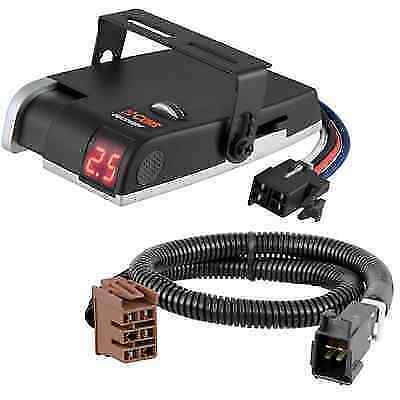 Curt Discovery Brake Control  U0026 Wiring Harness Kit For