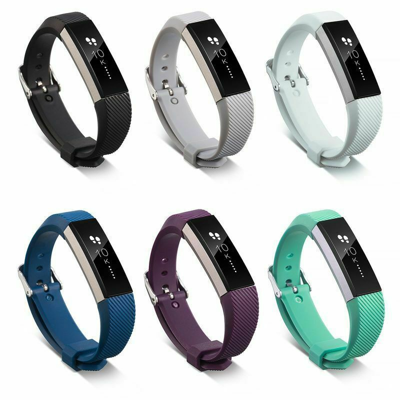 Silicone Replacement Wristband Watch Band Strap For Fitbit Alta Fitbit Alta Hr Ebay