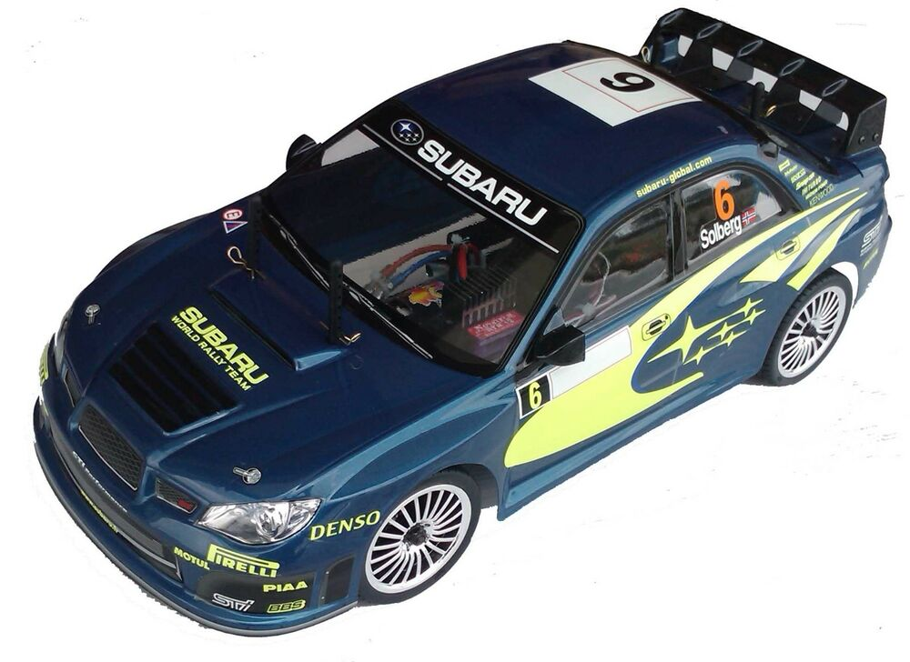 1 10 rc clear lexan body subaru impreza wrc 2007 190mm colt suit tamiya hpi etcr ebay. Black Bedroom Furniture Sets. Home Design Ideas