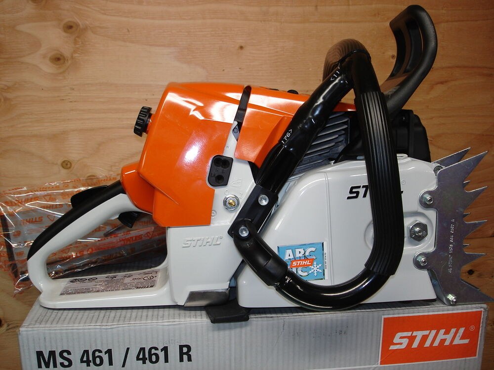 stihl ms461 arctic chainsaw heated handles wrap handle 046 044 ms 461 ms441 ebay. Black Bedroom Furniture Sets. Home Design Ideas