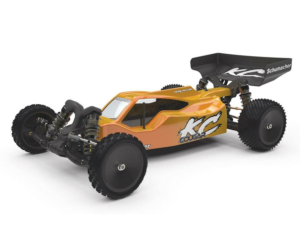 schk170 schumacher cougar kc 2wd 1 10 off road buggy kit