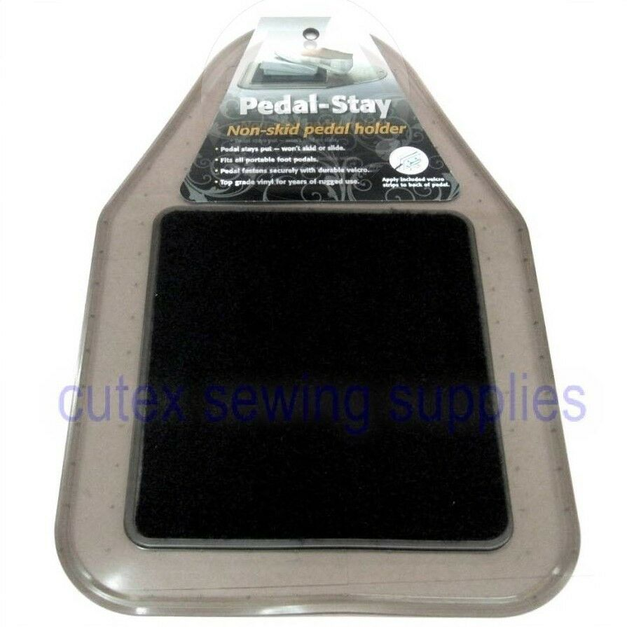 Pedal Stay Non Skid Sewing Machine Pedal Holder Pad Ebay
