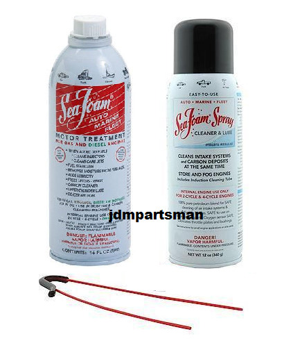 Sea foam spray ss14 sf16 motor treatment cleaner lube for What is seafoam motor treatment