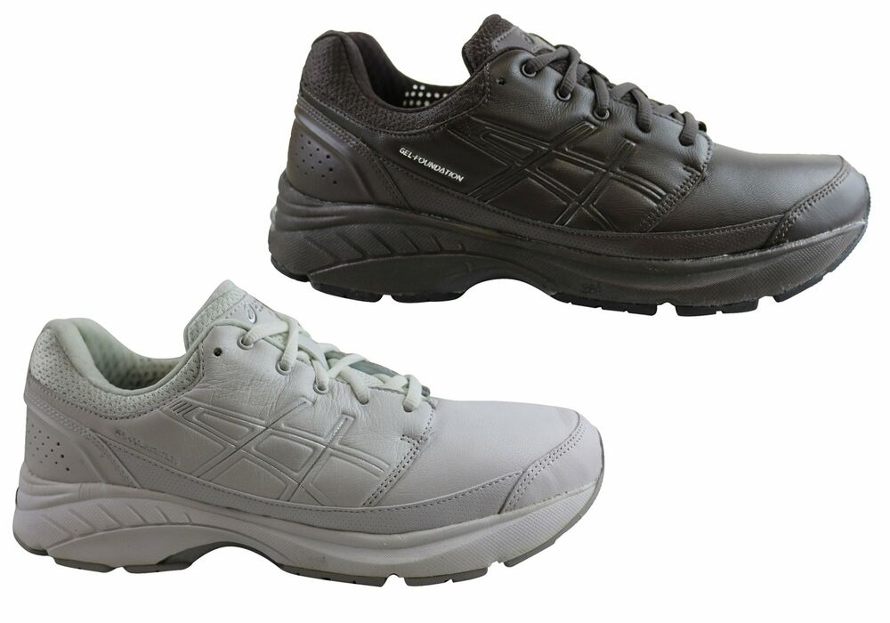 79ef36c319 Details about NEW ASICS GEL FOUNDATION WORKPLACE MENS WALKING SHOES