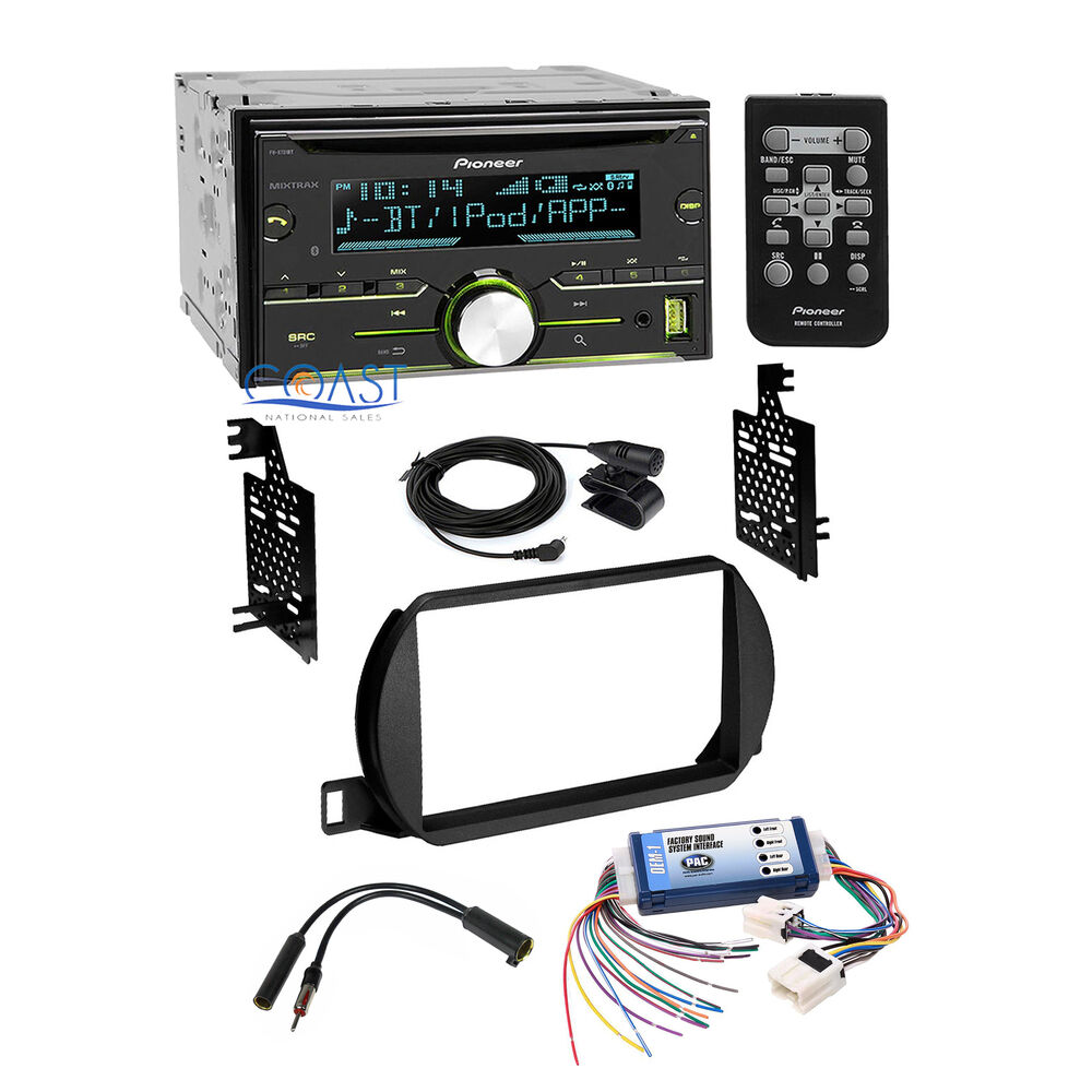 pioneer car radio stereo dash kit bose wire harness for 2002 04 nissan altima ebay
