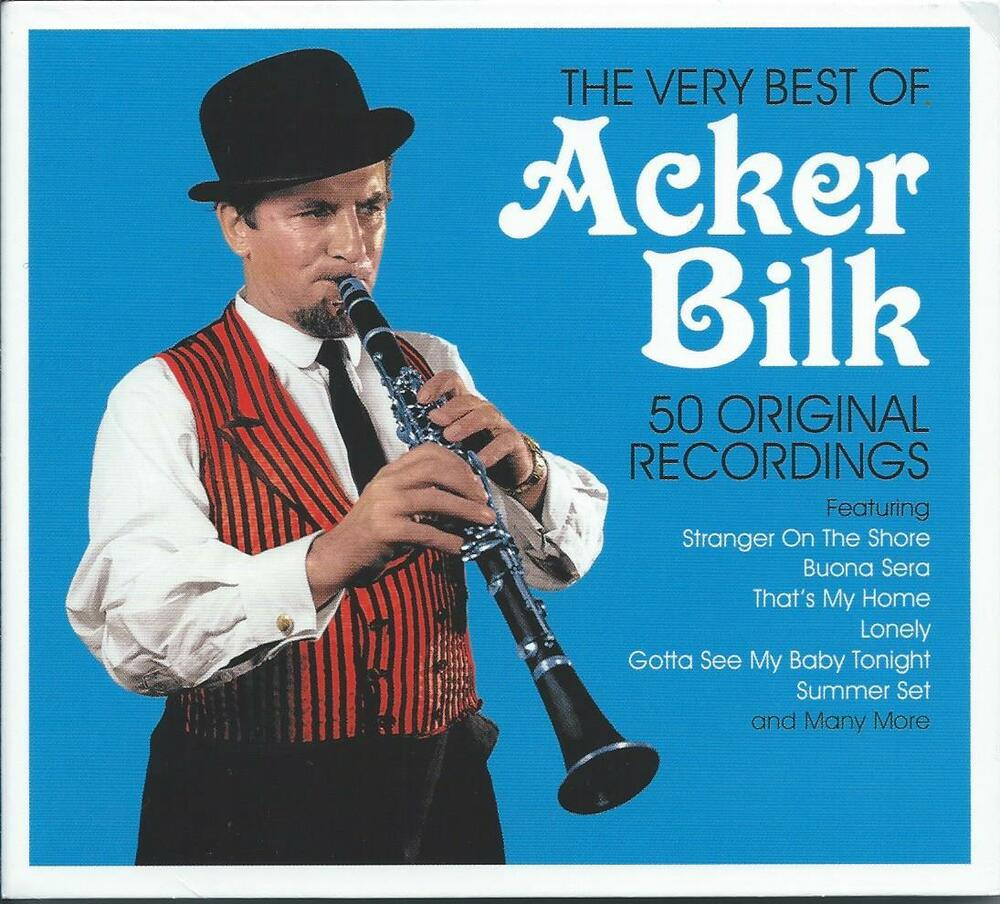 Acker bilk the very best of greatest hits 2cd 2015 for All the very best images